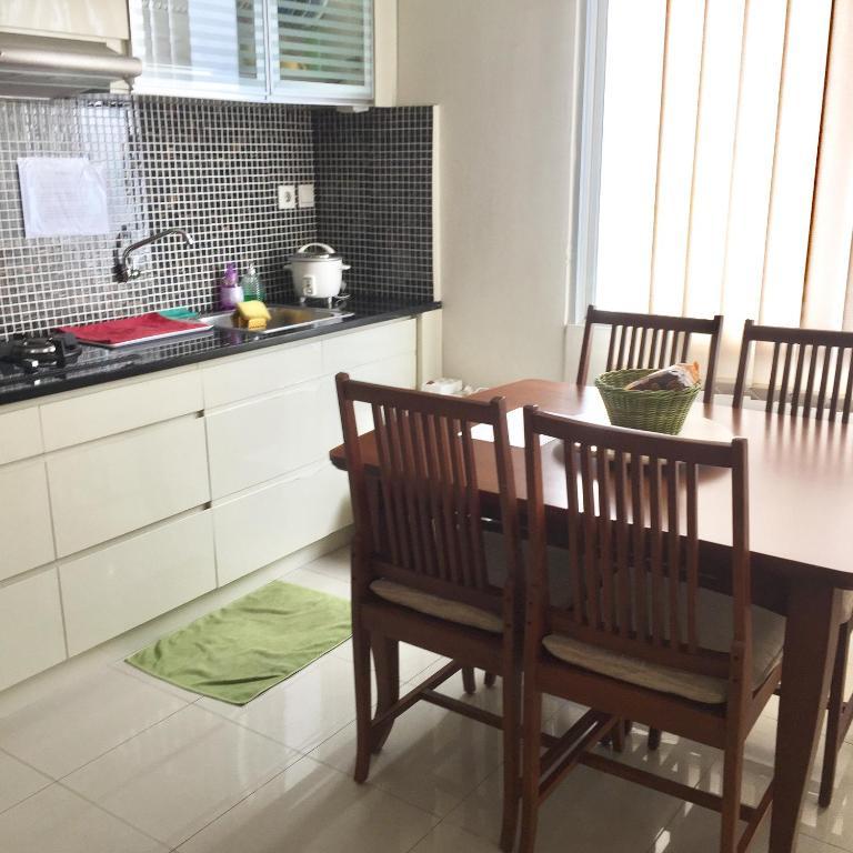 Cosmo Terrace Apartment, Thamrin City, Jakarta, Indonesia