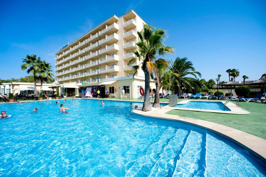 Grupotel Amapola All Inclusive Playa De Muro Spain