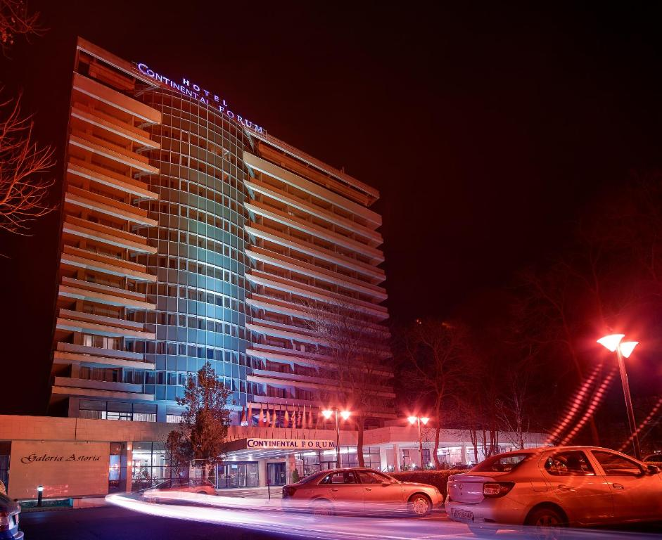 Arad Rumänien hotel continental forum arad romania booking com