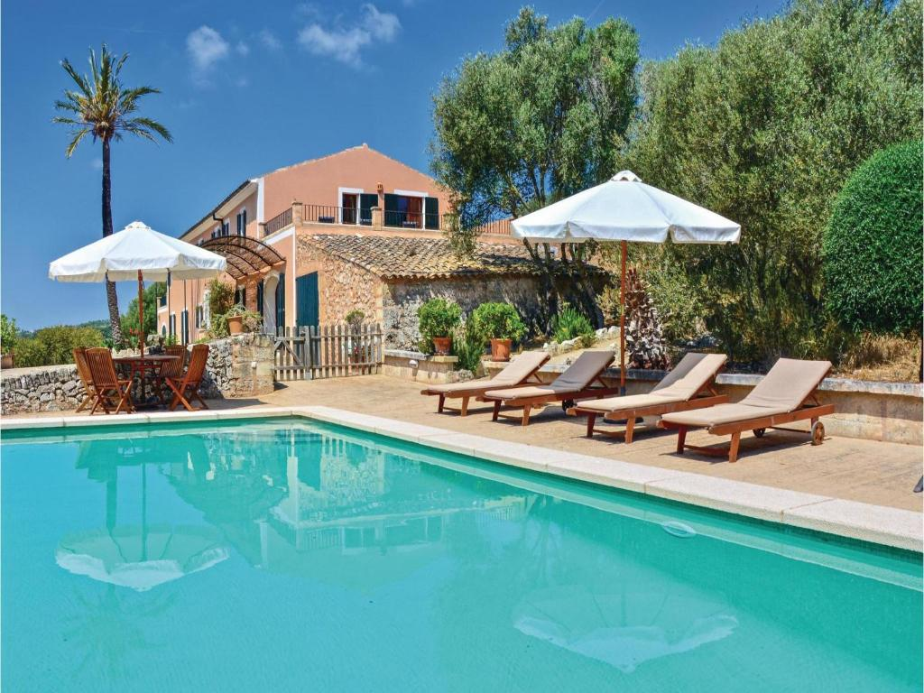 Hôtel proche : Holiday home Ctra.Manacor-Colonia