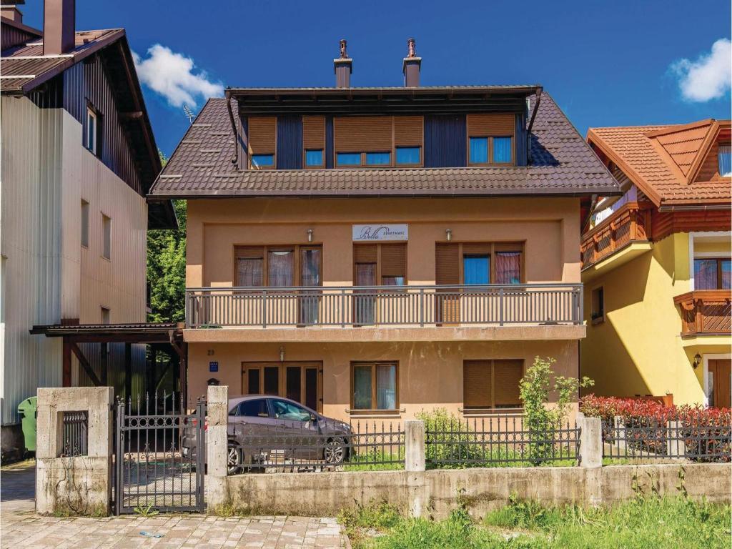 One-Bedroom Apartment in Delnice, Croatia - Booking.com