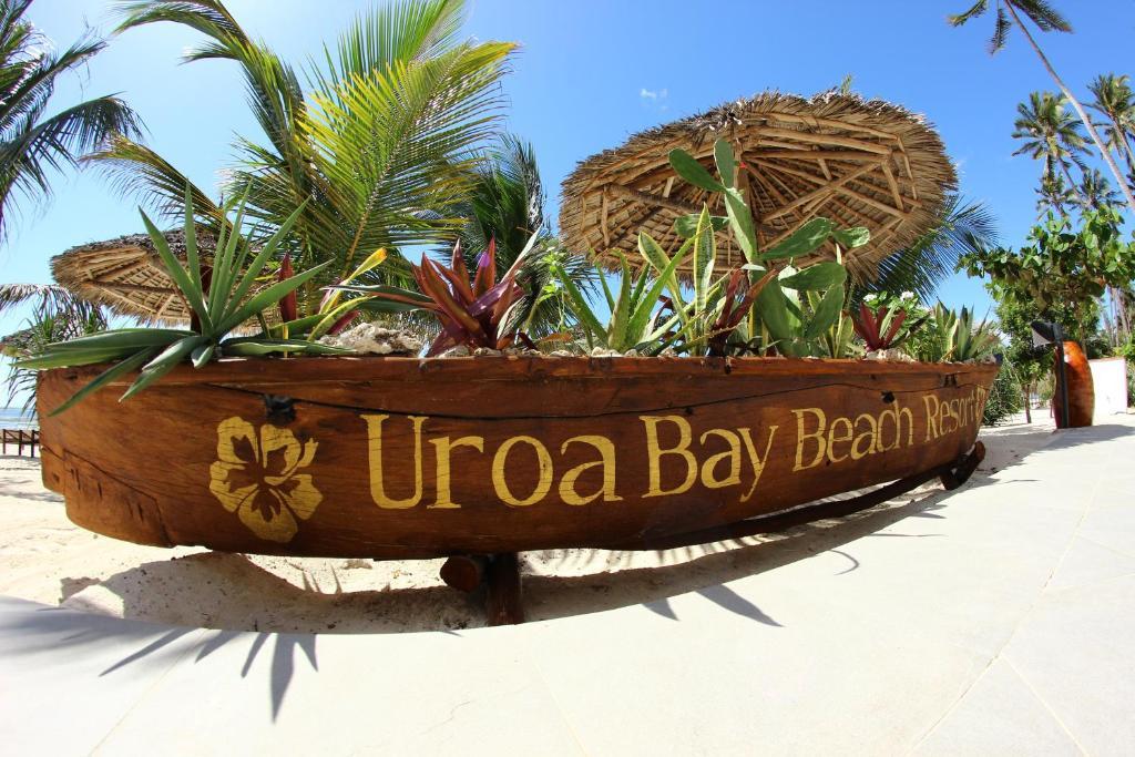 Image result for uroa bay beach resort