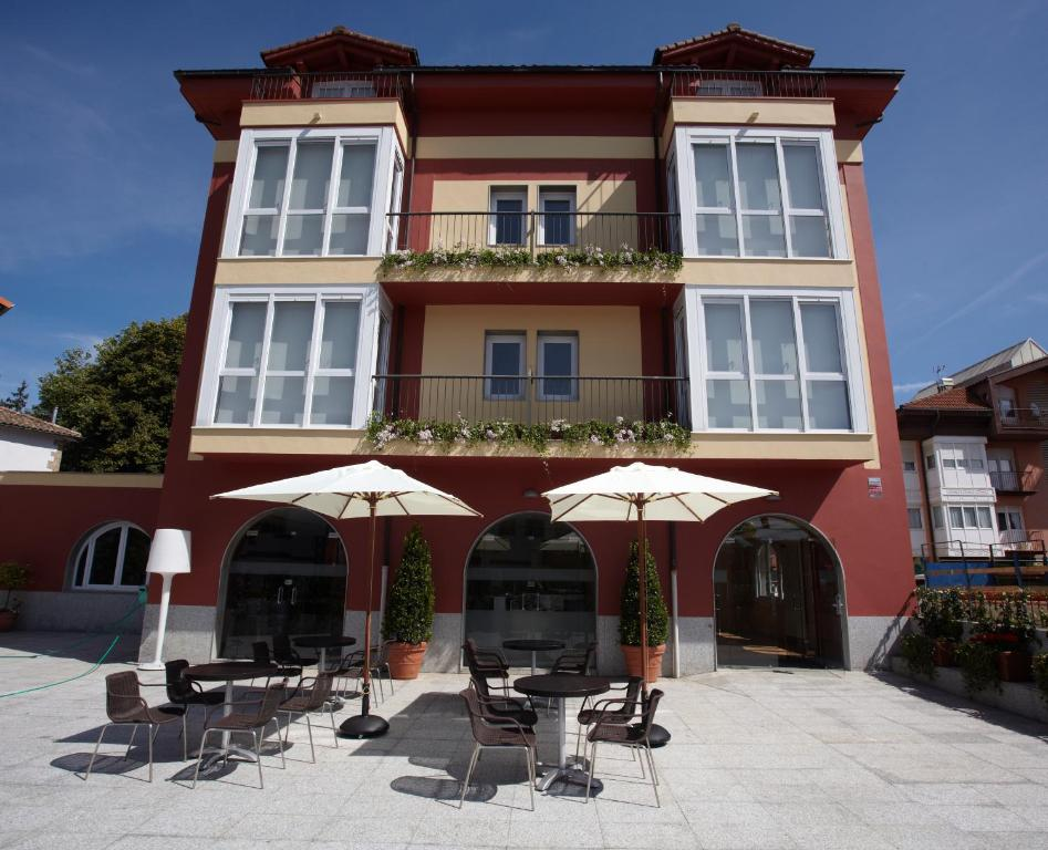 boutique hotels in murguía  13