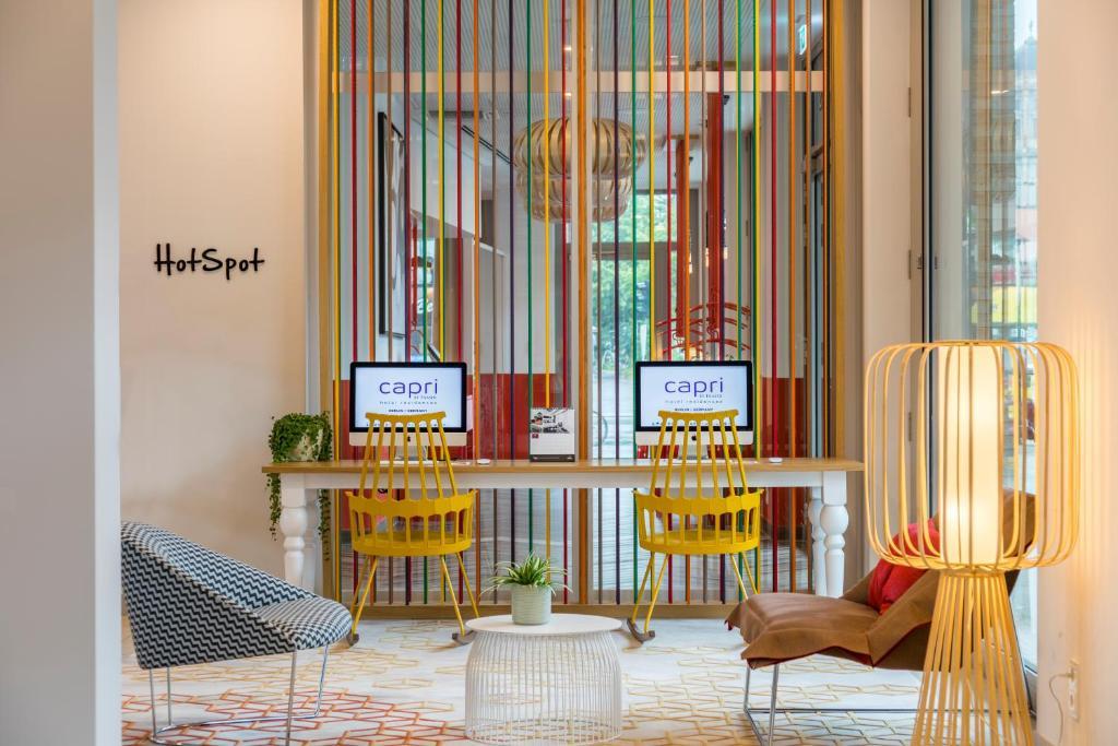 hotel caprifraser berlin, germany - booking