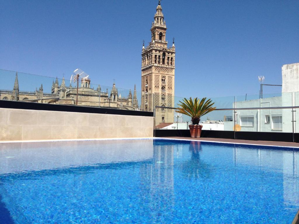 boutique hotels sevilla provinz  115