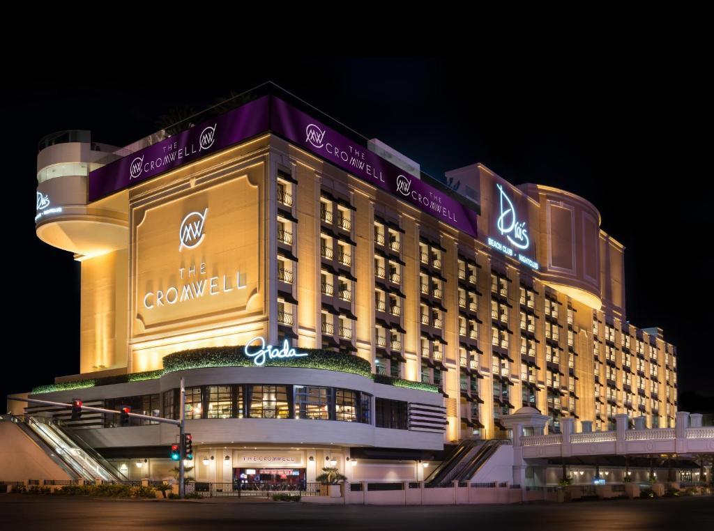 ザ クロムウェル ホテル & カジノ(The Cromwell Hotel & Casino)