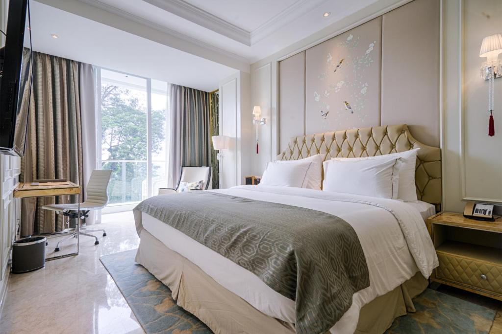 Art Deco Luxury Hotel Amp Residence Bandung Indonesia