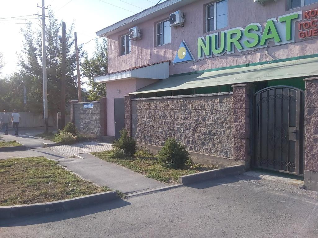 Nursat Guest House (Казахстан Астана) - Booking.com c74026a3883