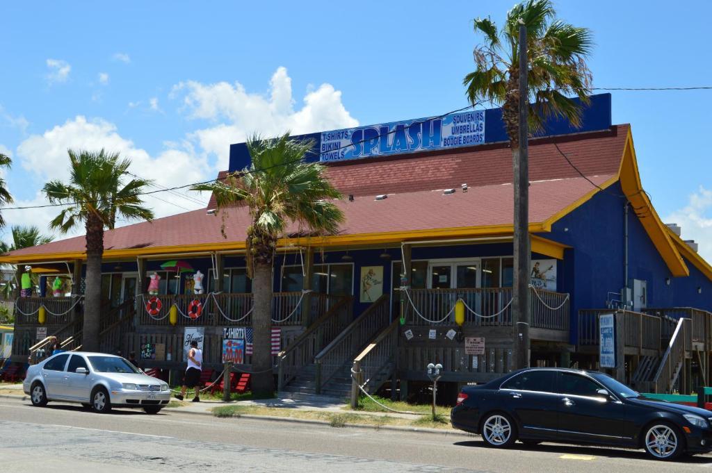 Laguna Hotel Beach House In Corpus Christi