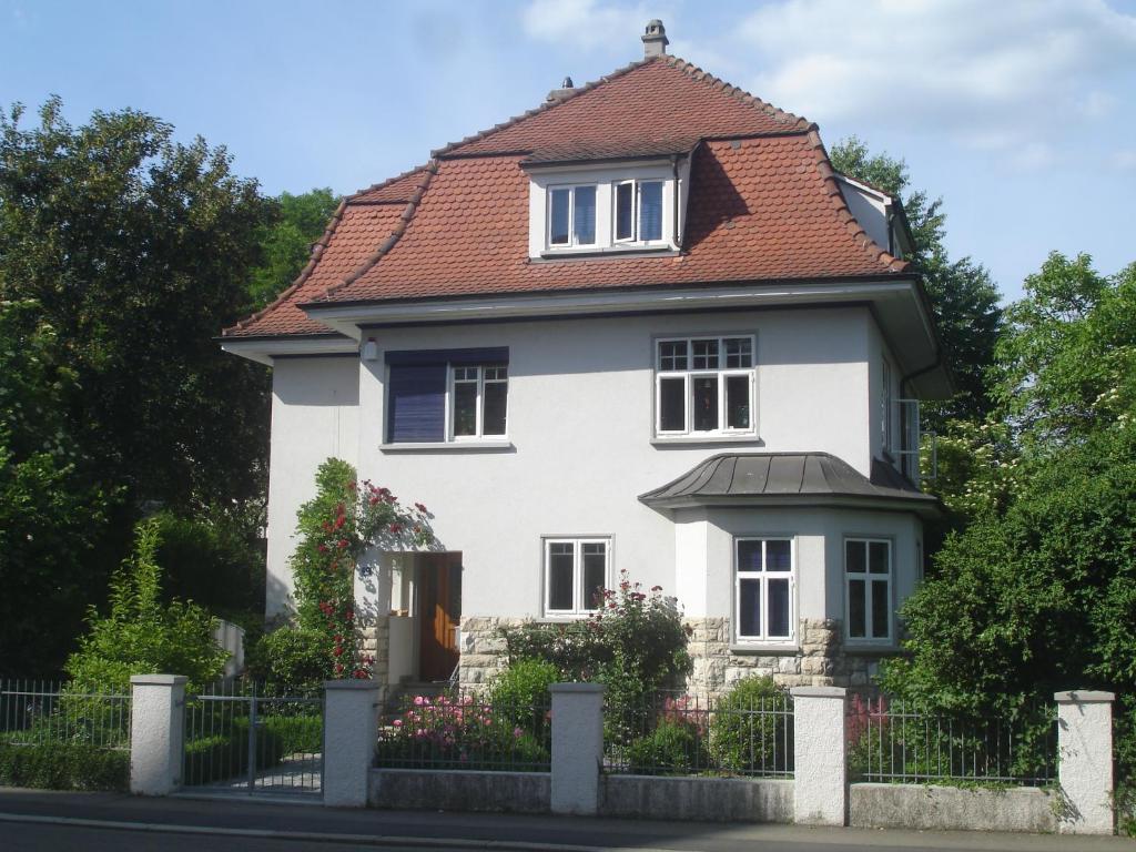 Villa Am Rosenfelspark Deutschland Lorrach Booking Com