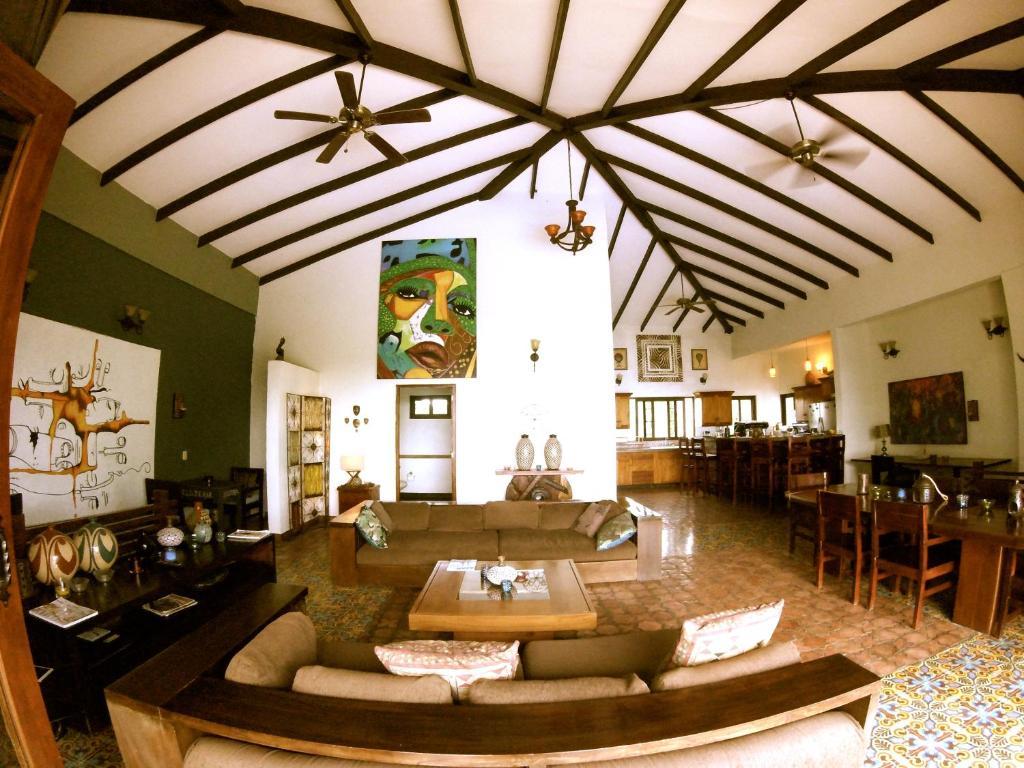 Arte Sano Hotel Cafe San Juan Del Sur Nicaragua Rooms