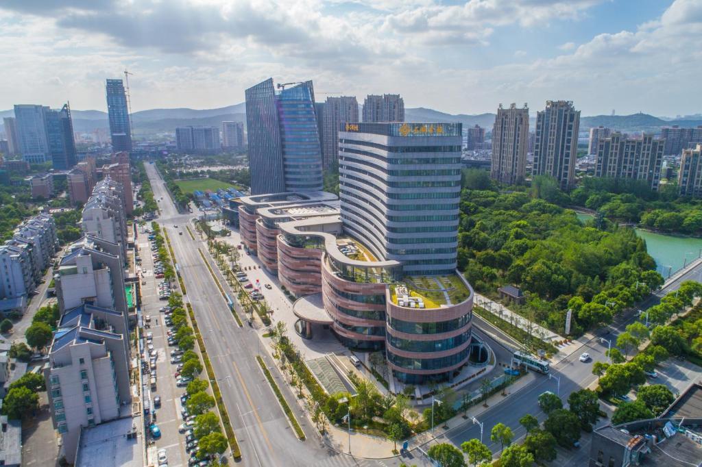 Jingling Shihu Garden Hotel , Suzhou – Precios actualizados 2019
