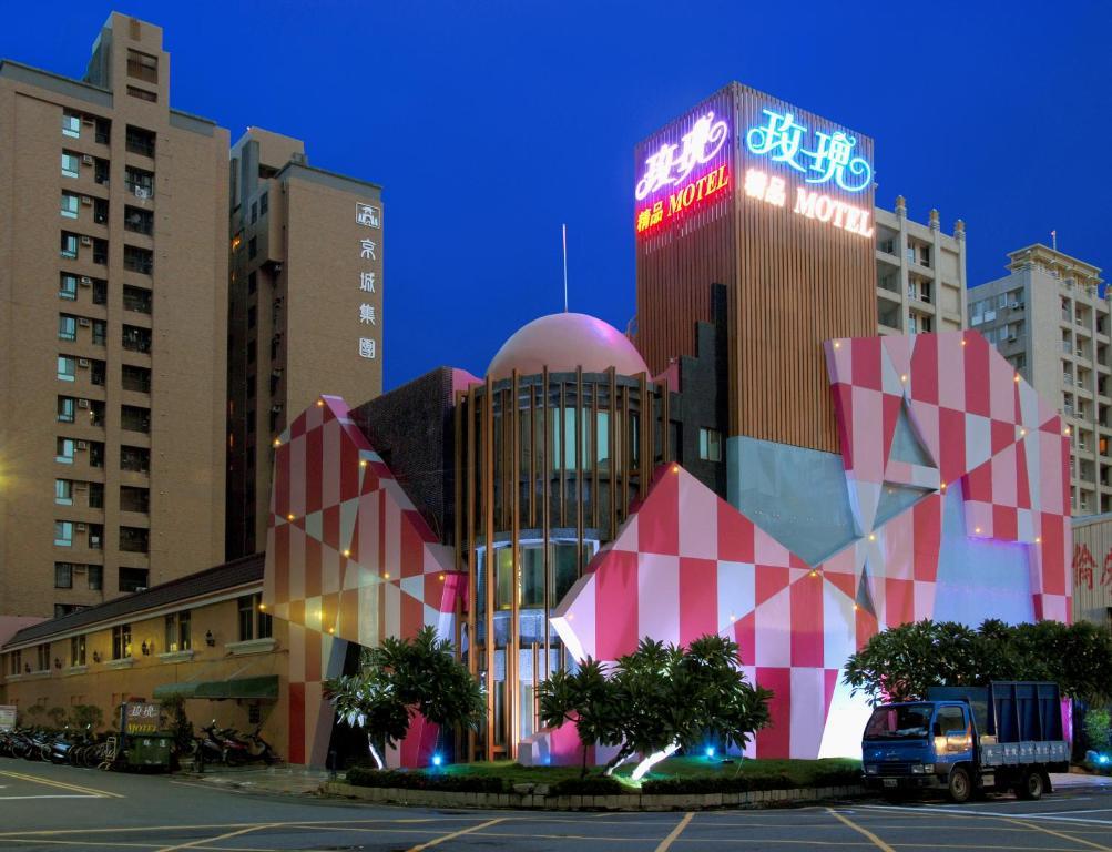 高雄玫瑰精品旅館