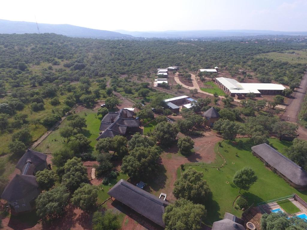 A bird's-eye view of Kareespruit Game Ranch & Guest House