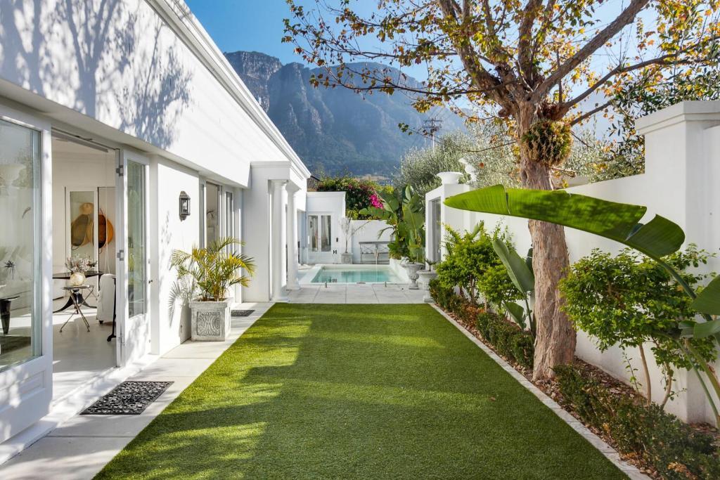 Villa Zuid Afrika : Palm villa zuid afrika kaapstad booking