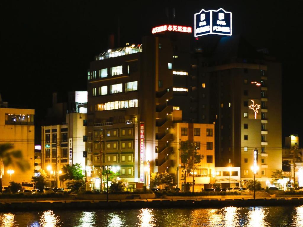 天然温泉 ホテルパコ 釧路(釧路...
