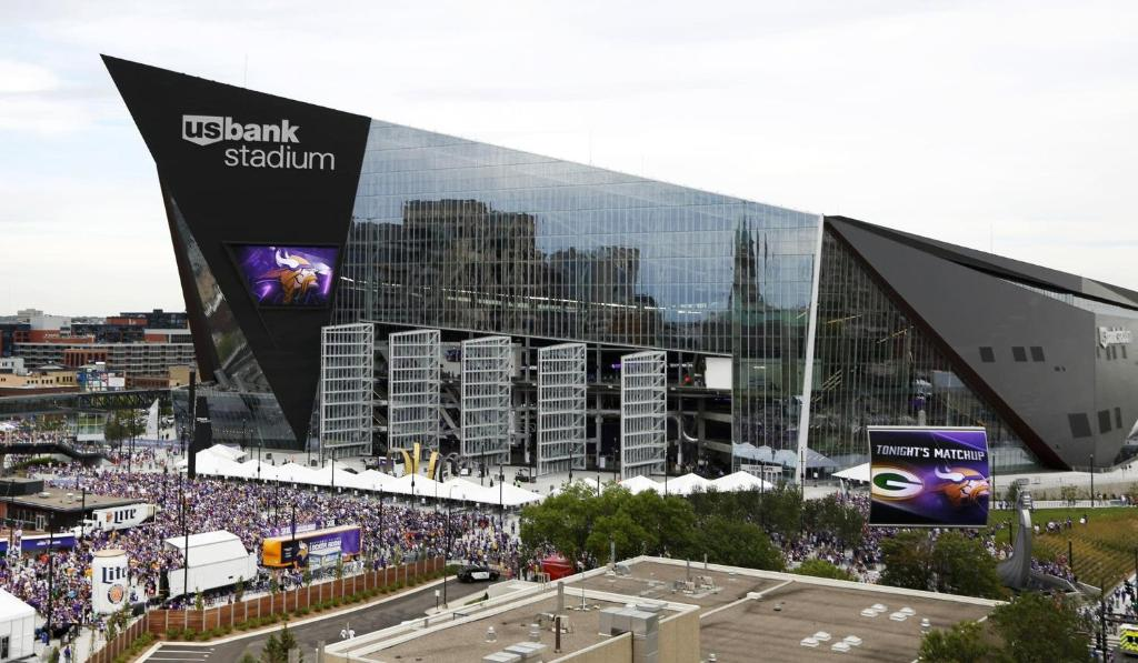 Apartment Us Bank Stadium Dwntwn Apt Minneapolis Mn
