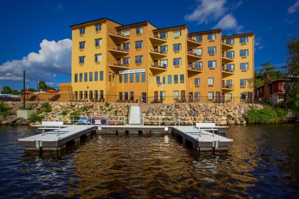 River Inn Resort Wisconsin Dells Wi Booking Com