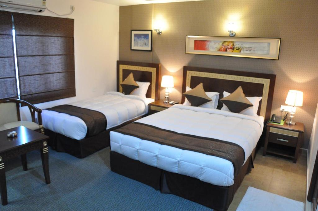 Hotel Silk Route, Guwahati (India) Rooms