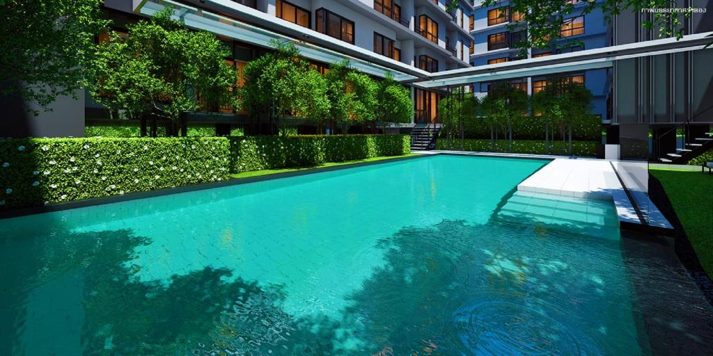Villa Lasalle Condo Bangkok Sukhumvit Bangna Thailand