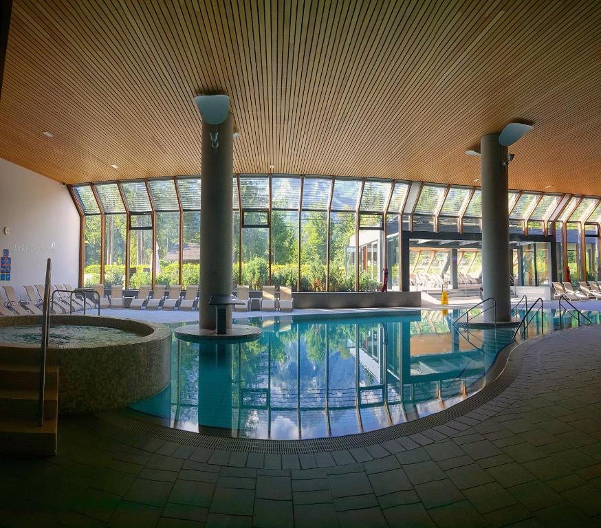 Hotel pik alpine wellness slovenia kranjska gora for Wellness hotel slovenia