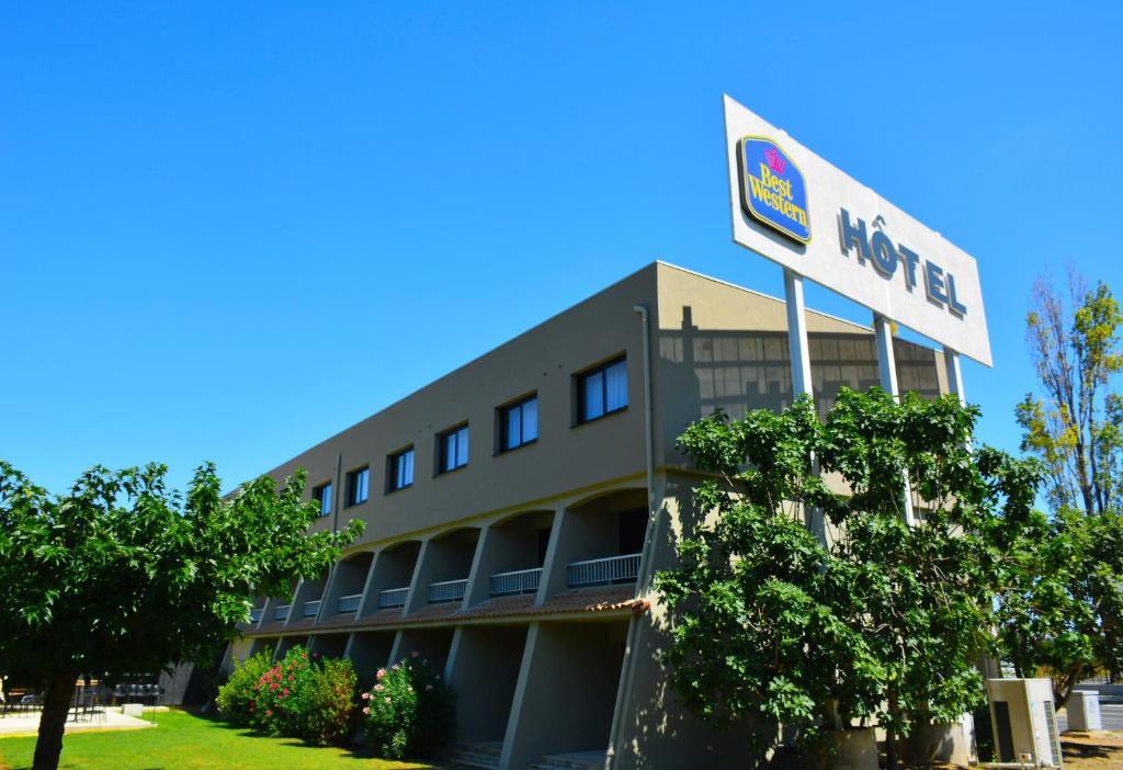 Hotel Best Western Plus Clos Syrah  Frankrijk Valence
