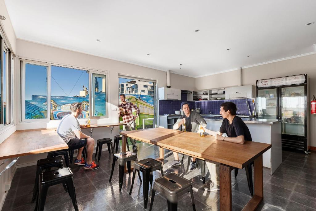 Hostel Nate\'s Place Backpackers Melbourne (Australien Melbourne ...