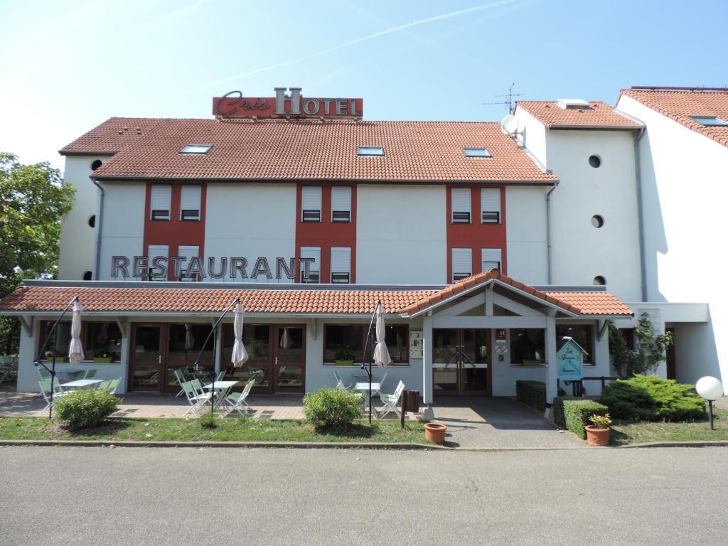 Hotel The Originals Cris Lyon Sud  Ex Inter