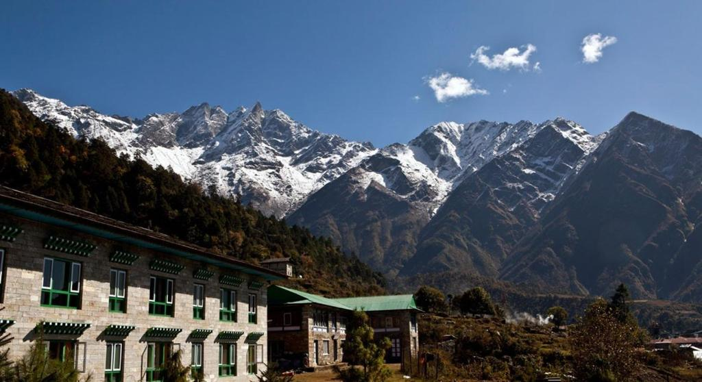 Hotel Yeti Mt Home Phakding Nepal Booking Com