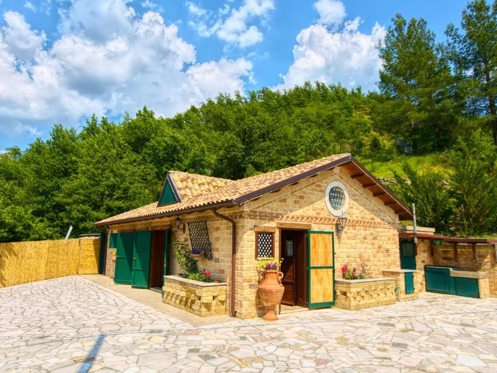 Nearby hotel : Holiday Home Ripa Del Sole Cagli