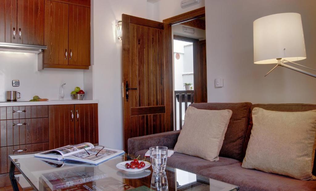 Bonita foto de Apartamentos Muralla Zirí