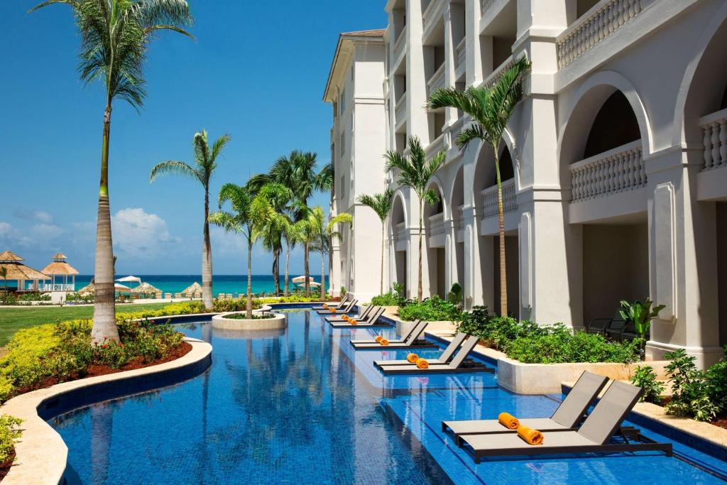 Hyatt Ziva Rose Hall in Montego Bay, Jamaica