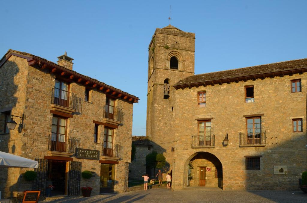 Apartments In Araguás Aragon