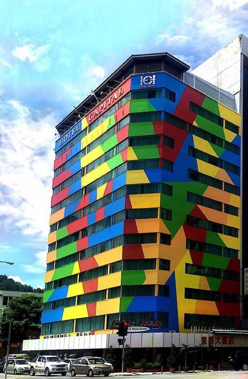 ホテル キャピタル コタ キナバル(Hotel Capital Kota Kinabalu)
