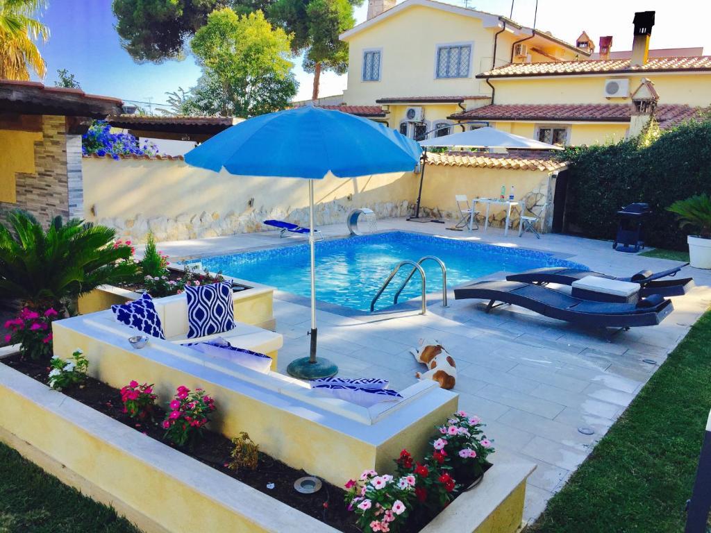 Villa Alba, Casal Palocco – Prezzi aggiornati per il 2018