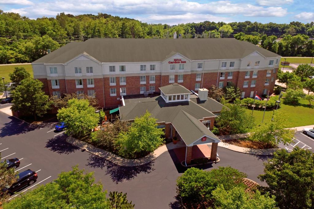 hilton garden inn chesterfield mo