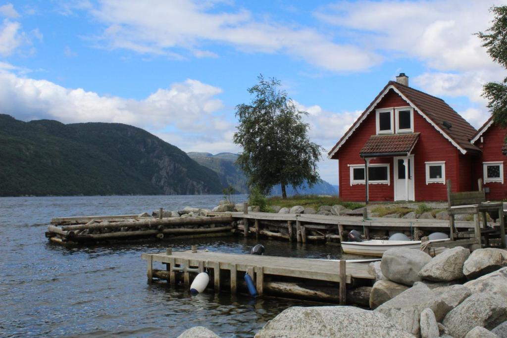 Vacation Home Østerhus Fjord Cabins 573, Vadla, Norway