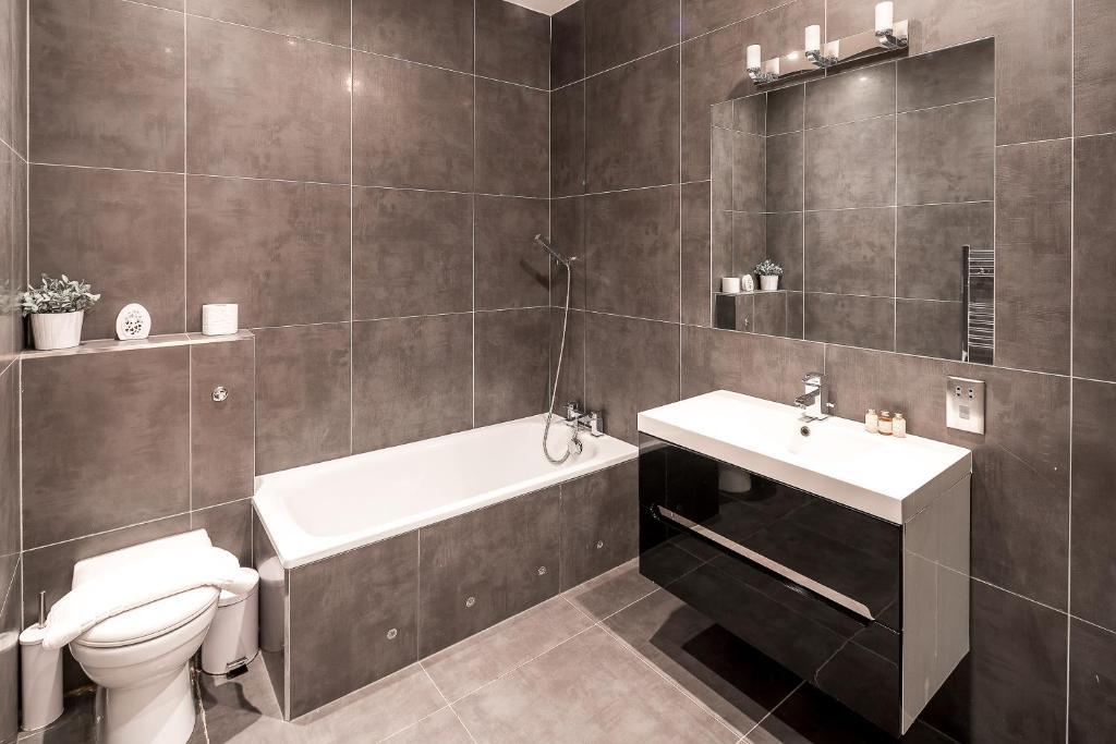 Notting Hill Apartment, London, UK - Booking.com
