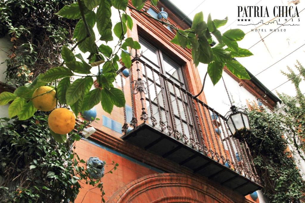 boutique hotels in córdoba  90