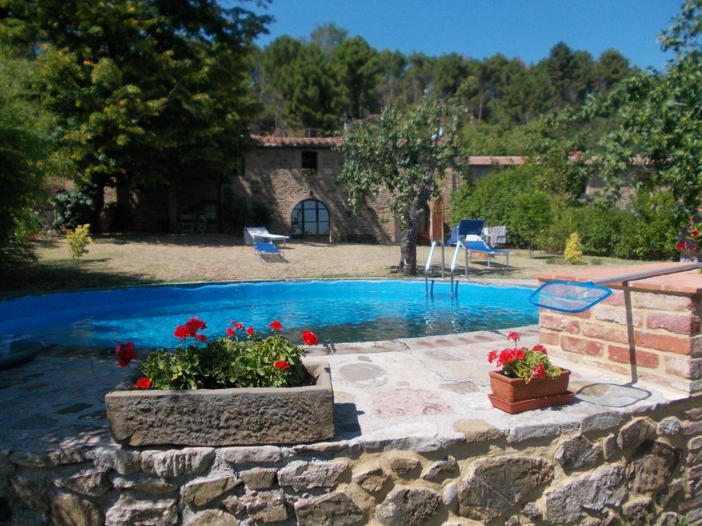 Casa julia con giardino e piscina privati chianni u prezzi
