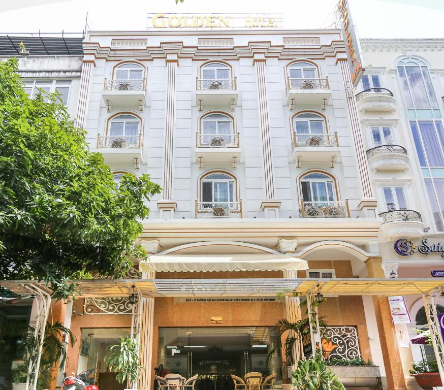 Golden Hotel, Ho Chi Minh City, Vietnam - Booking.com