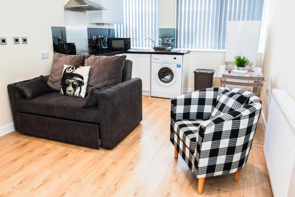 Approved Serviced Apartments Stanley Street, Manchester ...