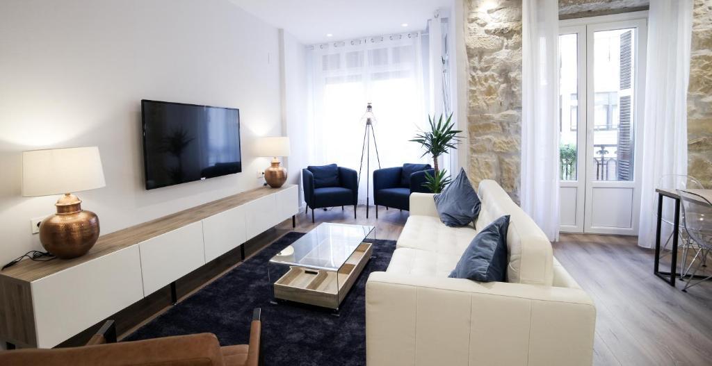 Apartments In San Sebastián Basque Country