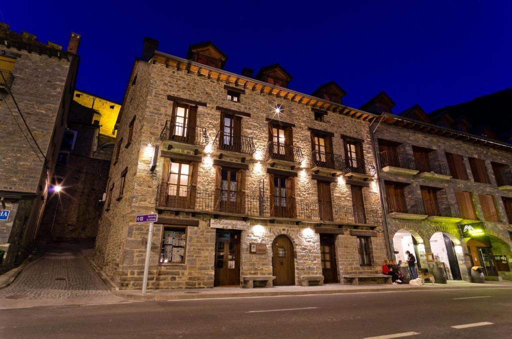 Apartments In Linás De Broto Aragon