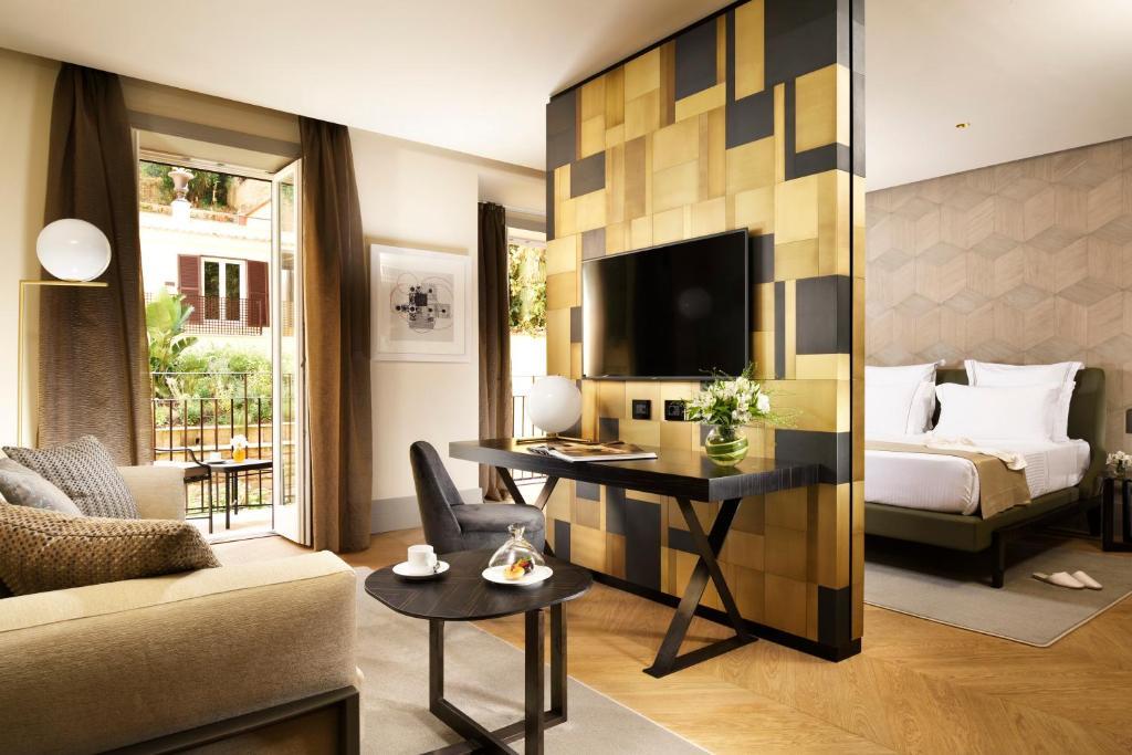 Margutta 19 Small Luxury Hotels Italien Rom Booking Com