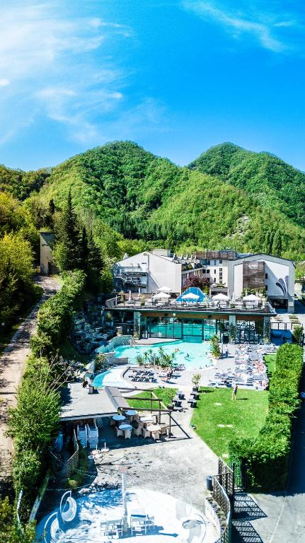 Ròseo Euroterme Wellness Resort, Bagno di Romagna – Updated 2018 ...