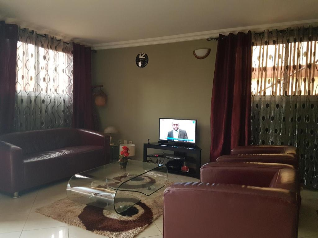 Condo Hotel Studio Meuble Omnisport Yaound Cameroon Booking Com # Meuble Tv Yaounde