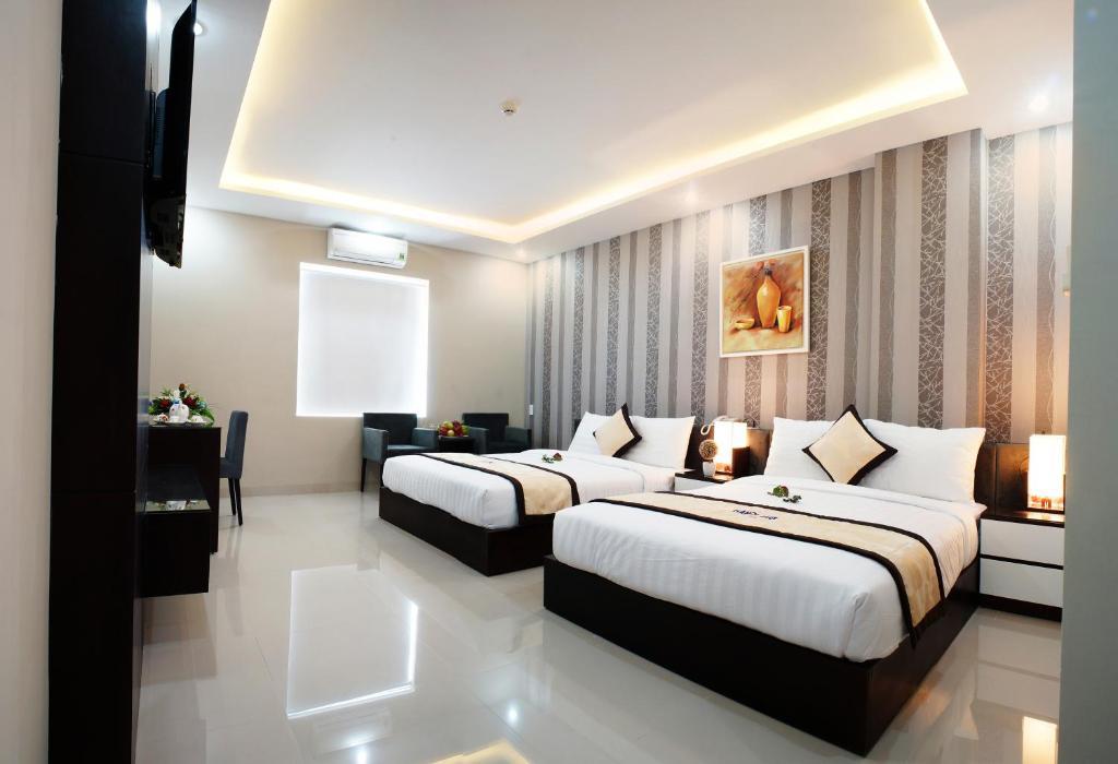 Ha Noi Blue Hotel Da Nang