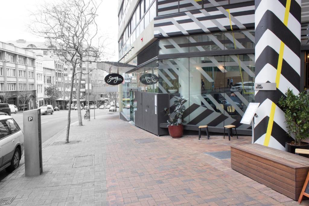 Song Hotel Sydney Australia