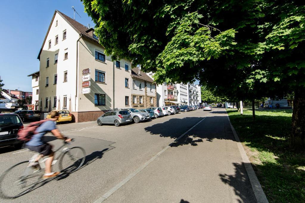 Hotel Zur Post Deutschland Heilbronn Bookingcom